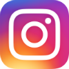 Instagram button 100x100