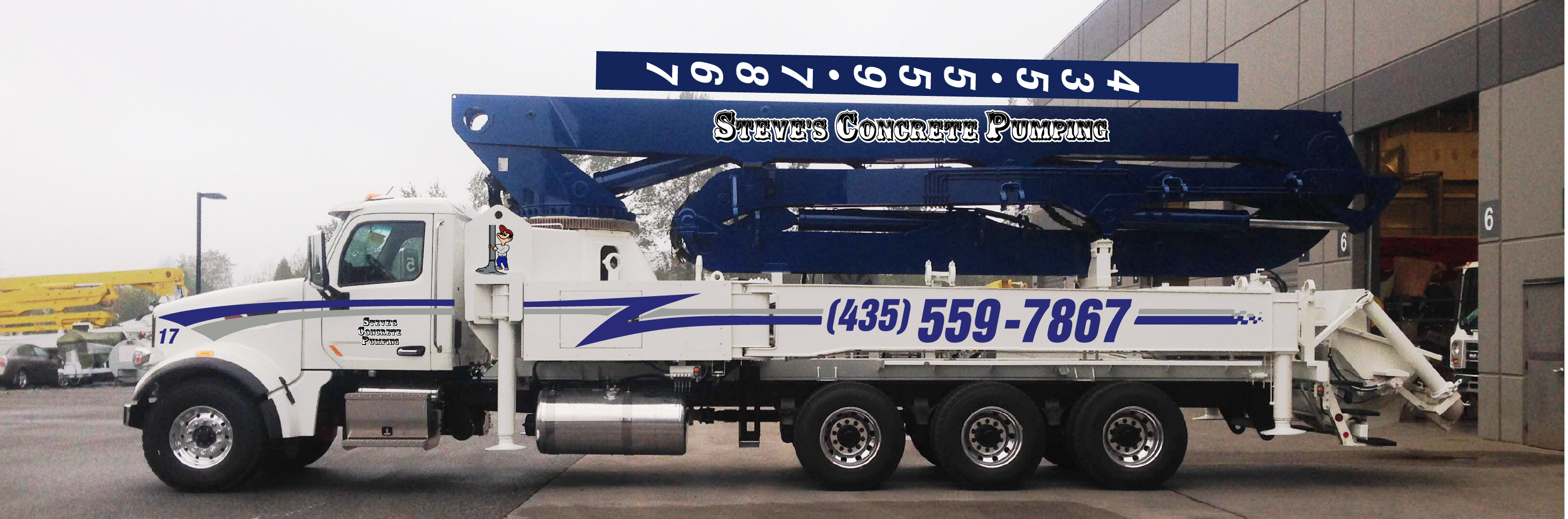 New pumper truck coming out of Alliance factory